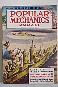 Popular Mechanics, Vol. 111, No. 4, April 1959 (Image1)