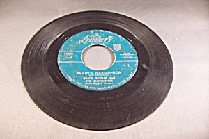 Record 1-Alvin's Harmonica, Record 2-Alvin's Orchestra (Image1)