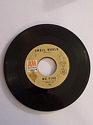 Small World/You Were On My Mind (Image1)
