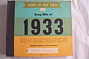 Song Hits of 1933 (Image1)