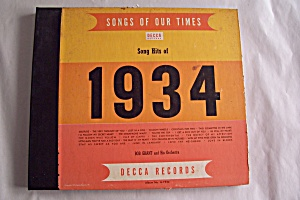Song Hits of 1934 (Image1)