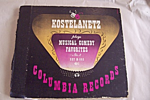 Kostelanetz plays Musical Comedy Favorites (Image1)