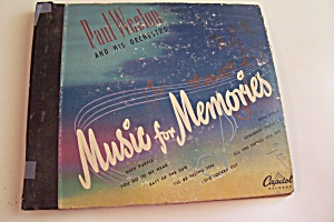 Music for Memories (Image1)