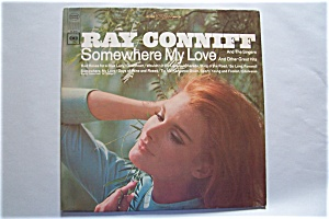 Ray Conniff And The Singers Somewhere My Love #CS 9319 (Image1)