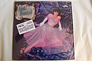 Linda Ronstadt & The Nelson Riddle Orchestra (Image1)