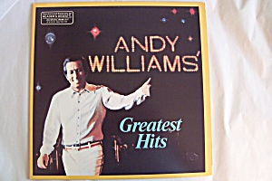 Andy Williams' Greatest Hits (Image1)