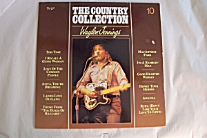 The Country Collection-Waylon Jennings (Image1)