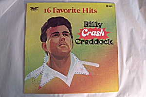 Billy Crash Craddock 16 Favorite Hits (Image1)