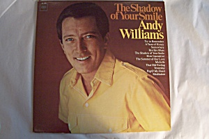The Shadow of Your Smile - Andy Williams (Image1)