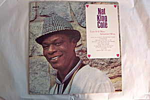 Nat King Cole - Love Is A Many Splendored Thing (Image1)