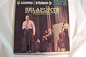 Belafonte At Carnegie Hall (Image1)
