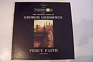 The Columbia Album Of George Gershwin Vol. 1 (Image1)