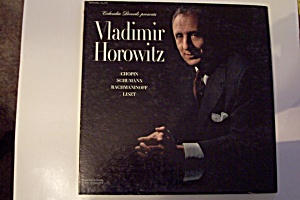 Columbia Records Presents Vladimir Horowitz (Image1)