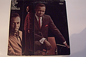 The Best Of Lou Rawls (Image1)