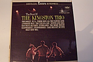 The Best Of The Kingston Trio (Image1)