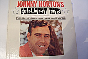 Johnny Horton's Greatest Hits (Image1)