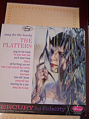 The Platters - Song For The Lonely (Image1)