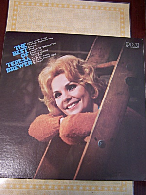 The Best Of Teresa Brewer (Image1)