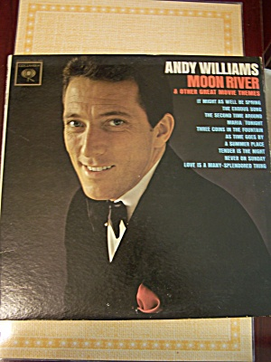 Andy Williams - Moon River & Other Great Movie Themes (Image1)