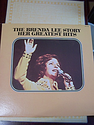 The Brenda Lee Story - Her Greatest Hits (Image1)