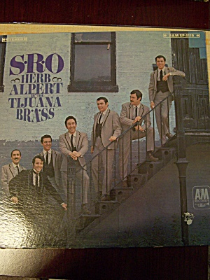 S R O Herb Alpert & The Tijuana Brass
