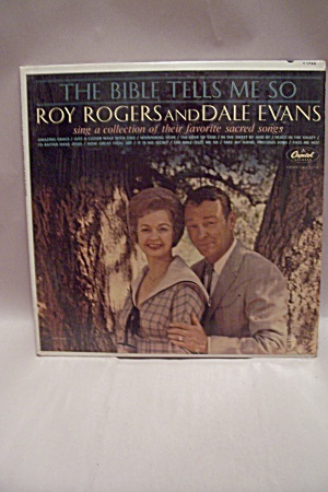 The Bible Tells Me So  Roy Rogers and Dale Evans (Image1)