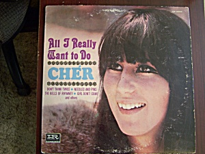 All I Really Want To Do   Cher (Image1)
