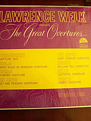 Lawrence Welk Presents The Great Overtures in DanceTime (Image1)