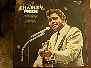 The Incomparable Charley Pride