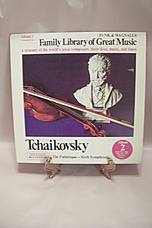 Tchaikovsky - The Pathetique - Sixth Symphony