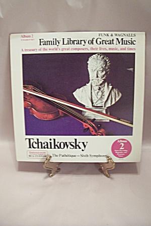 Tchaikovsky - The Pathetique - Sixth Symphony (Image1)