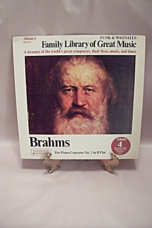 Brahms - The Piano Concerto No. 2 In B Flat