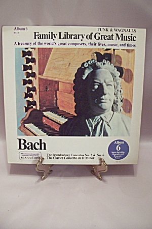 Bach - The Brandenburg Concertos No. 2 & No. 6 (Image1)