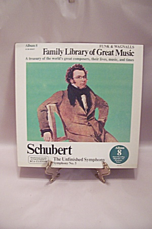 Schubert - The Unfinished Symphony, Symphony No. 5 (Image1)