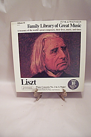 Liszt - Piano Concerto No. 2 In A Major