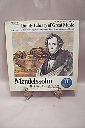 Mendelssohn - The Italian -- Fourth Symphony (Image1)