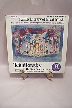 Tchaikovsky - The Piano Concerto No. 1 (Image1)