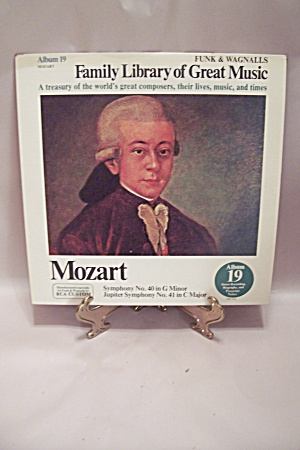 Mozart - Symphony No. 40 in G Minor (Image1)