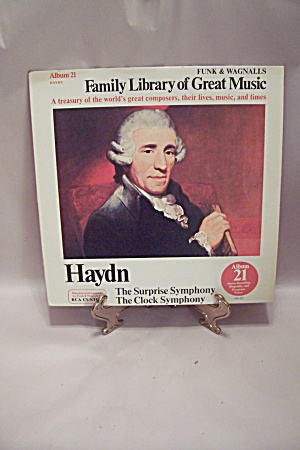 Haydn - The Surprise Symphony, The Clock Symphony (Image1)