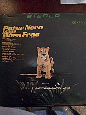 Peter Nero plays Born Free and Others (Image1)