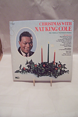 Christmas With Nat King Cole  (Image1)