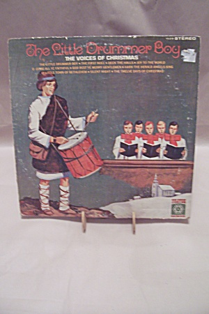 The Little Drummer Boy - The Voices Of Christmas (Image1)