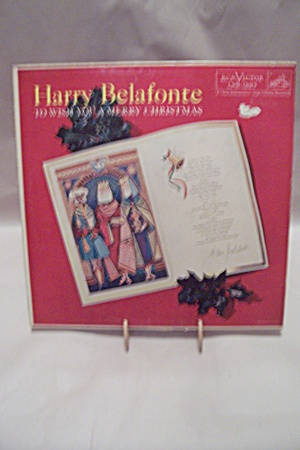 Harry Belafonte - To Wish You A Merry Christmas