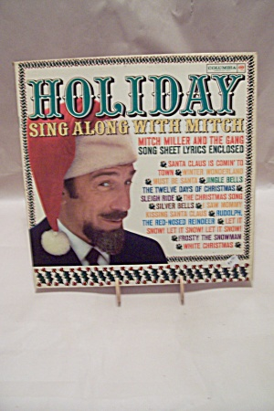 Holiday - Sing Along With Mitch