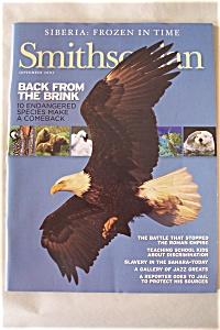 Smithsonian Magazine, Vol. 36, No. 6, September 2005 (Image1)