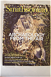 Smithsonian Magazine, Vol. 36,  No. 9, December 2005 (Image1)