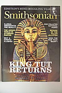 Smithsonian Magazine, Vol. 36, No. 3, June 2005 (Image1)