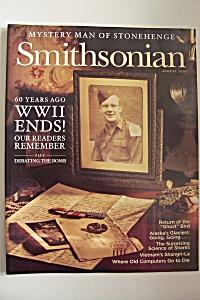 Smithsonian Magazine, Vol. 36, No. 5, August 2005 (Image1)