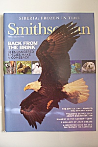 Smithsonian Magazine, Vol. 36, No. 6, September 2005 (Image1)