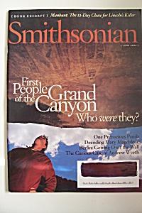 Smithsonian Magazine, Vol. 37, No. 3, June 2006 (Image1)
